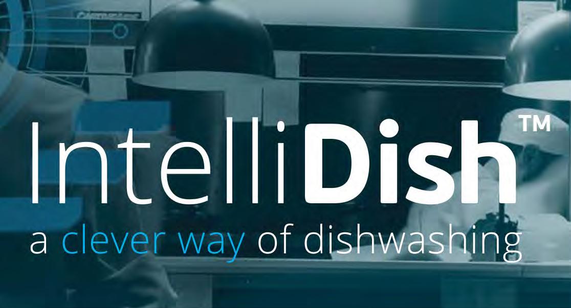 IntelliDish Brochure Image