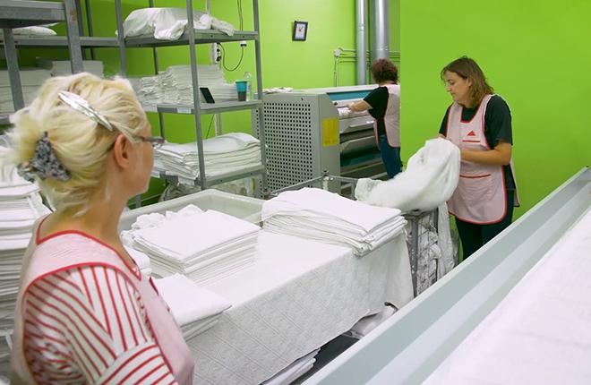 Minoa Laundry